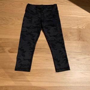 Pants - Vimmia crop leggings- CAMO